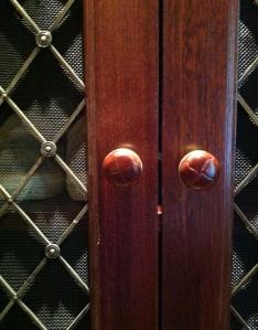 tim closet detail