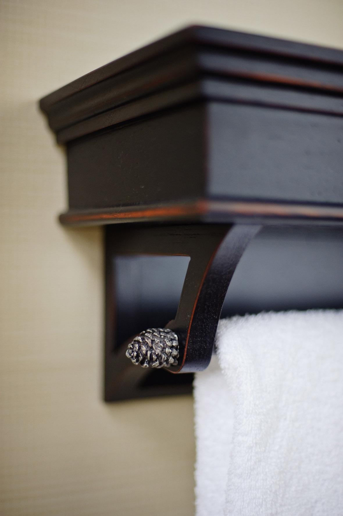 Glave & Holmes, Hotel & Home Studio, Hospitality Bath Detail