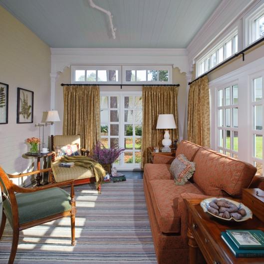 Glave & Holmes, Hotel & Home Studio, Hospitality Sunroom