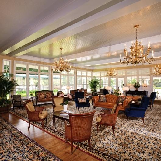 Glave and Holmes, Hotel & Home Studio, Hospitality Lobby