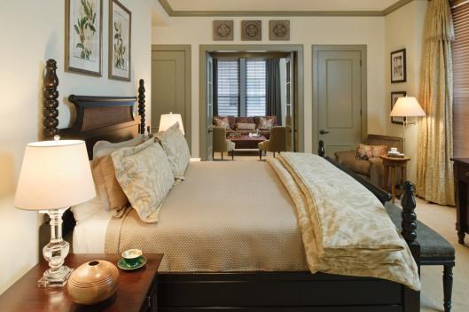 Glave & Holmes, Hotel & Home Studo, Hospitality Presidential Suite
