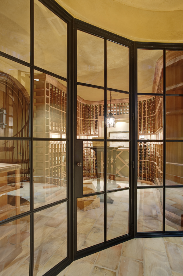 Glave & Holmes, Hotel & Home, Hospitality Wine Cellar