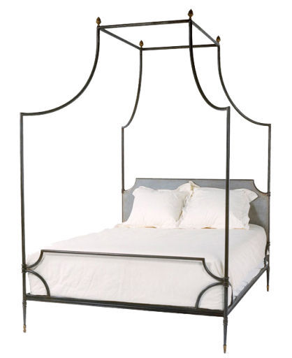 2014 03 18 Niermann Weeks Loire Canopy Bed