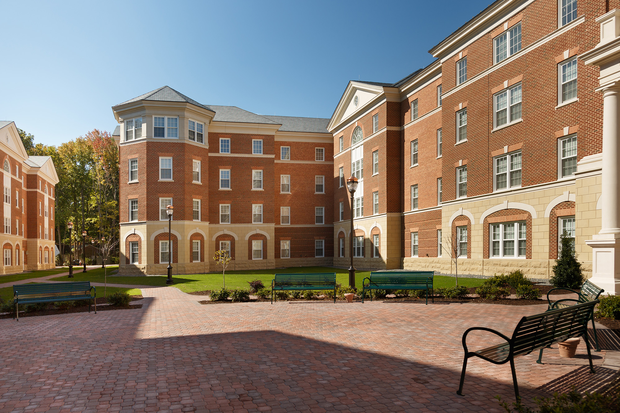 Enhancing The Student Housing Experience Glavé Holmes Architecture News And Press