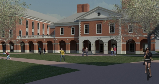 Regattas Dining Hall Expansion at Christopher Newport University