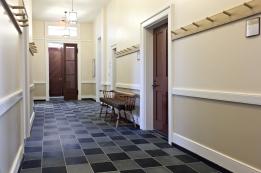 corridor landscape orientation
